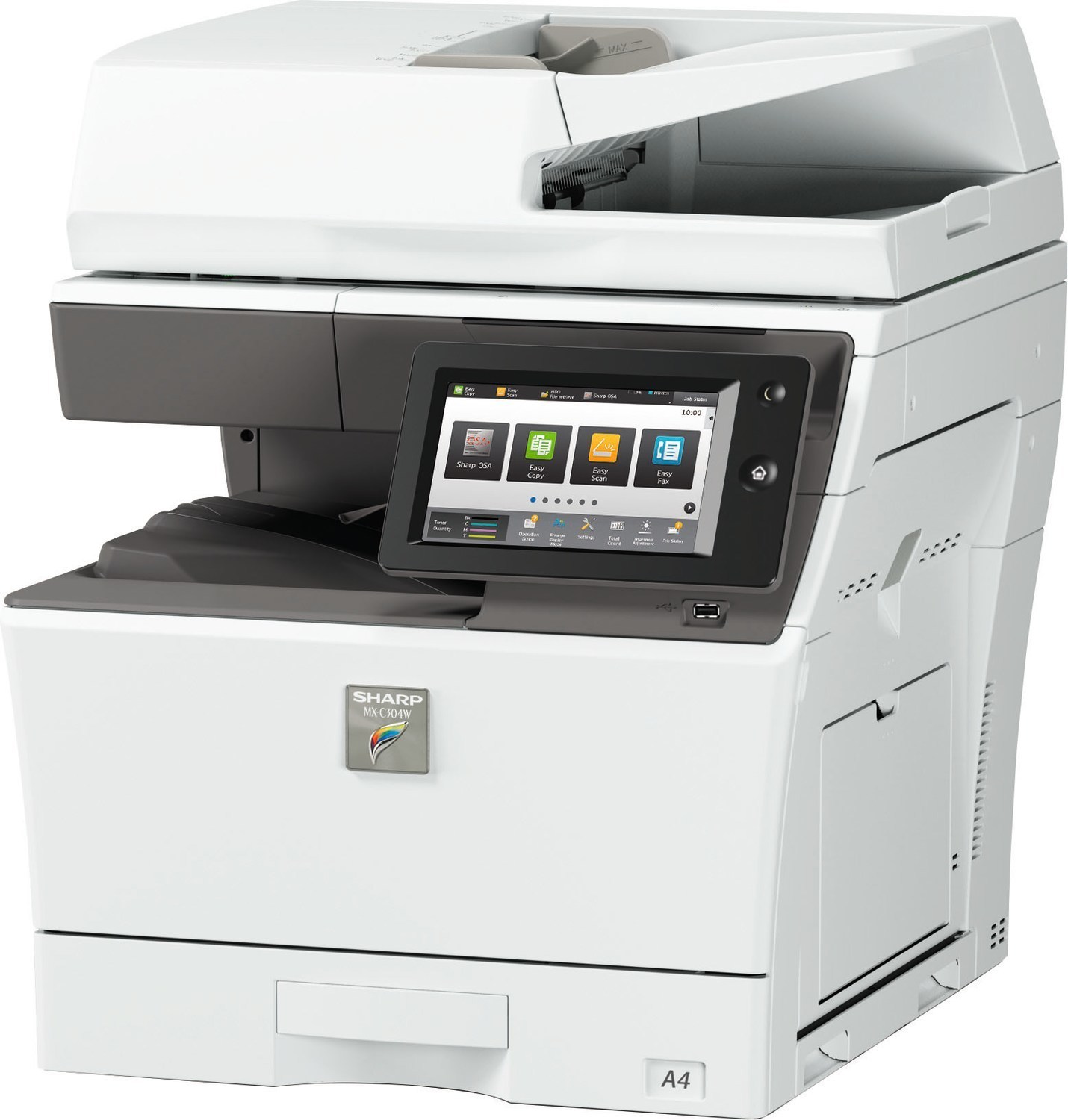 Sharp Expands A42 Lineup With Two New Desktop Color Multifunction