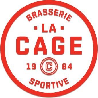 Logo : La Cage - Brasserie sportive (Groupe CNW/Institut de tourisme et d'hôtellerie du Québec)