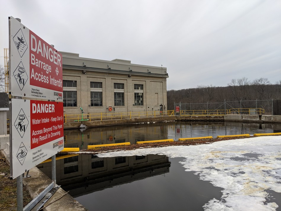 Stay Clear of Dangerous Waterways Over the March Break (CNW Group/Ontario Power Generation Inc.)