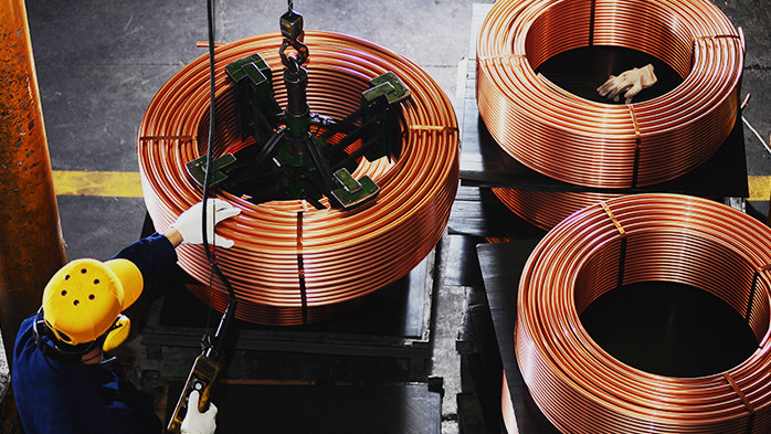 Copper retains the commodity crown