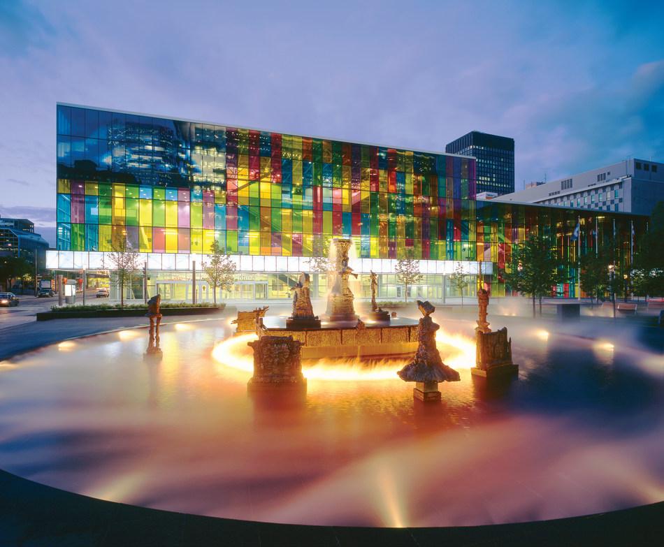 The Palais des congrès de Montréal (CNW Group/Palais des congrès de Montréal)
