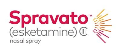 SPRAVATO™ (esketamine) CIII Nasal Spray Logo