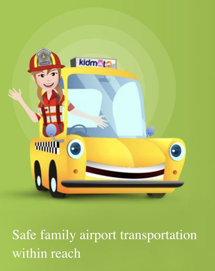 Kidmoto App Offers Kid Friendly Taxi Rides For Philadelphia Parents And Children