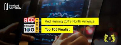 Nexford University Red Herring Award
