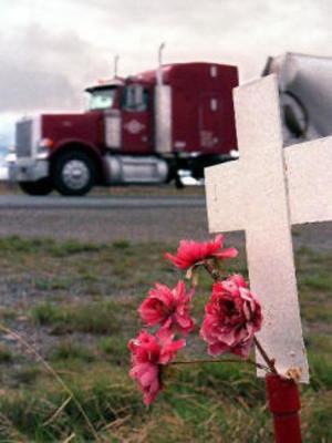 Semi Truck Accident Victim