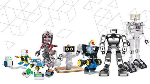 Pitsco Education coding and robotics continuum