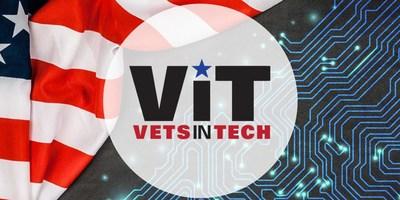 VetsinTech Logo (PRNewsfoto/VetsinTech)