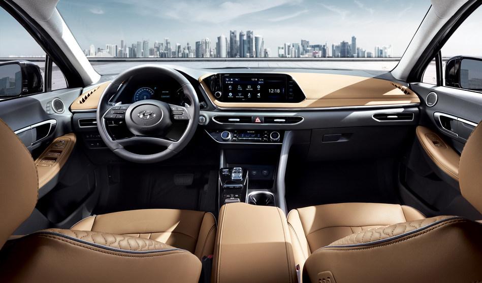 Hyundai Motor Shares First Glimpse of All-New 2020 Sonata
