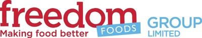 Freedom Foods logo (PRNewsfoto/Freedom Foods)