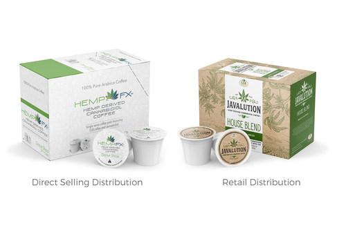 HempFX™ Brand Will Target Direct Selling Distribution; Javalution Coffee Brand Will Target Retail Distribution