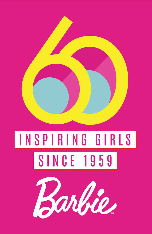 Today, Mattel, Inc. kicks off worldwide celebrations to mark the 60th anniversary of Barbie, the number one fashion doll in the world designed to inspire the limitless potential in every girl.