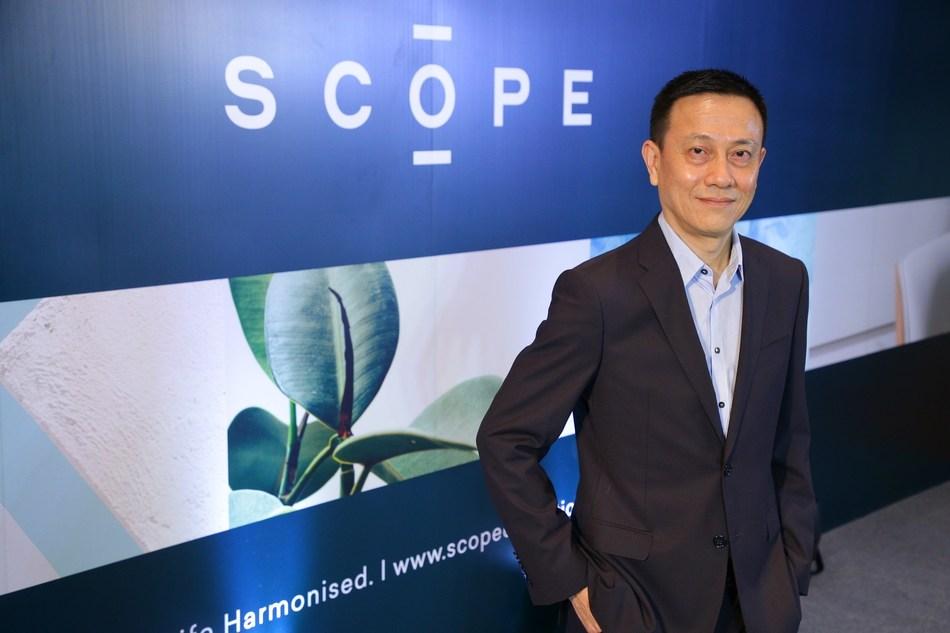 Property innovation guru Yongyutt disrupts Thai residential development – establishes SCOPE (PRNewsfoto/SCOPE)