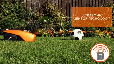 The new Yard Force Robotic Mowers are now available all around Europe at Bauhaus