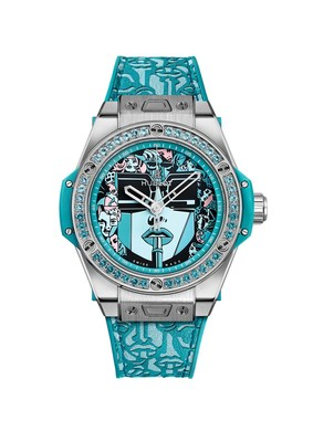 Hublot Big Bang One Click Marc Ferrero 465.SX.1190.VR.1207