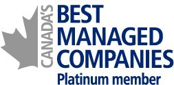 Best Managed Companies, Platinum Member (CNW Group/McIntosh Perry Consulting Engineers Ltd.)