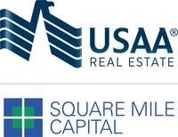 USAA Real Estate and Square Mile Capital