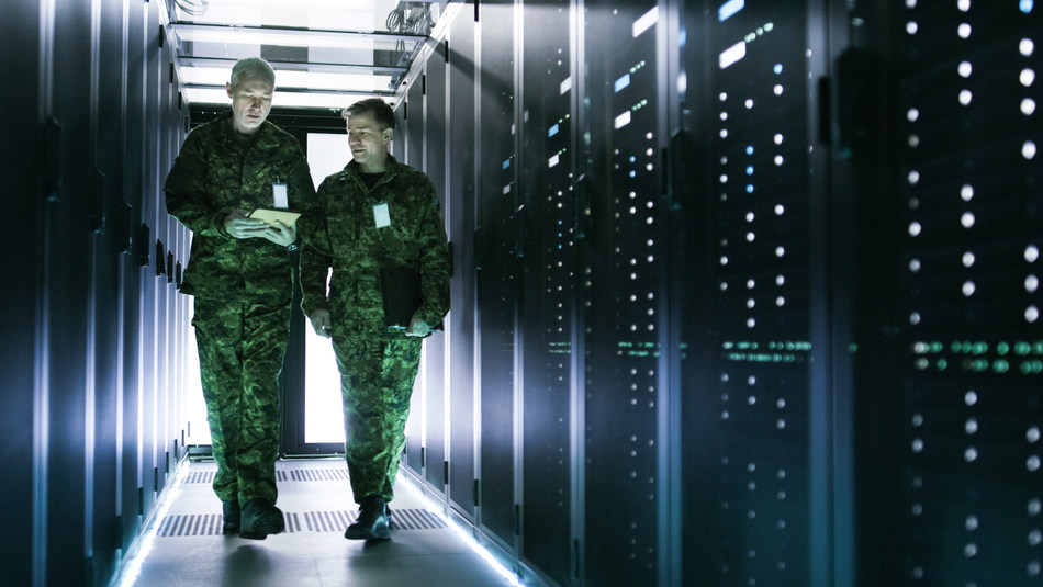 CADSI's report outlines some of the challenges associated with preparing and equipping the Canadian Armed Forces for a modern battlefield where the physical and digital are seamlessly merged. (CNW Group/Canadian Association of Defence and Security Industries (CADSI))