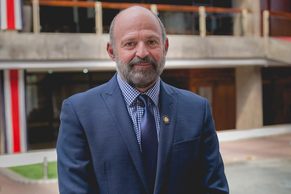 Carlos Manuel Rodríguez, Minister for Environment and Energy for the Republic of Costa Rica