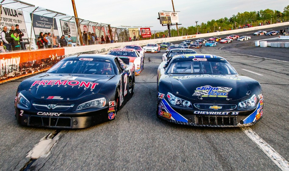 Orange County Speedway in Rougemont, NC will host the Old North State Nationals CARS Tour Late Model Stock Race April 5-7, 2019. Photo Courtesy of Orange County Speedway.