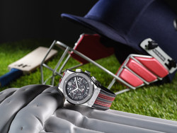 The Hublot Classic Fusion Chronograph ICC Cricket World Cup 2019