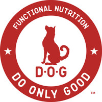 Do Only Good Pet Certified Nutrition (D.O.G.) (PRNewsfoto/Do Only Good Pet Certified Nutr)
