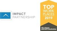 Impact Partnership has been named one of the Top Workplaces of 2019 by the Atlanta Journal Constitution.