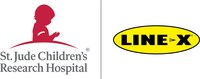 LINE-X, a global leader in extreme performance protective coatings, renowned spray-on bedliners and first-rate truck accessories, has once again raised more than $100,000 for St. Jude Children's Research Hospital® through its network of franchises and charitable customers and employees. The second-annual Childhood Cancer Awareness Month (CCAM) bedliner campaign continued LINE-X's fundraising tradition thanks to the participation by franchises, employees and new donation opportunities.