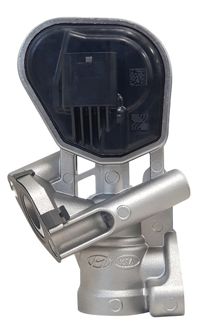 BorgWarner's EGR Technology Enables NOX Reductions for a