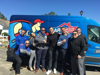 Tim Tebow and ARS/Rescue Rooter Myrtle Beach