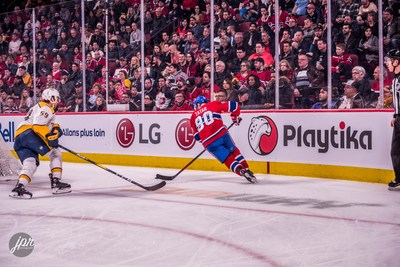 Leading mobile games company, Playtika, announced today that it has become a proud partner of the Montreal Canadiens