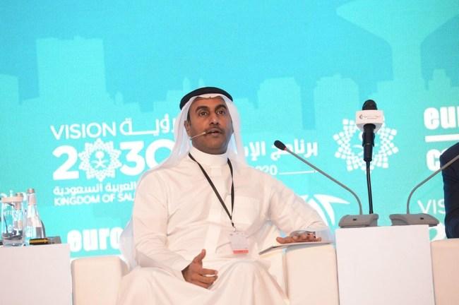 the Director General, REDF Khalid Al Amoudi