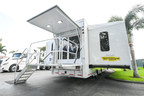 PGA TOUR Chooses Technogym To Outfit New Innovative Mobile Fitness Centres With Smart Connected Equipment
