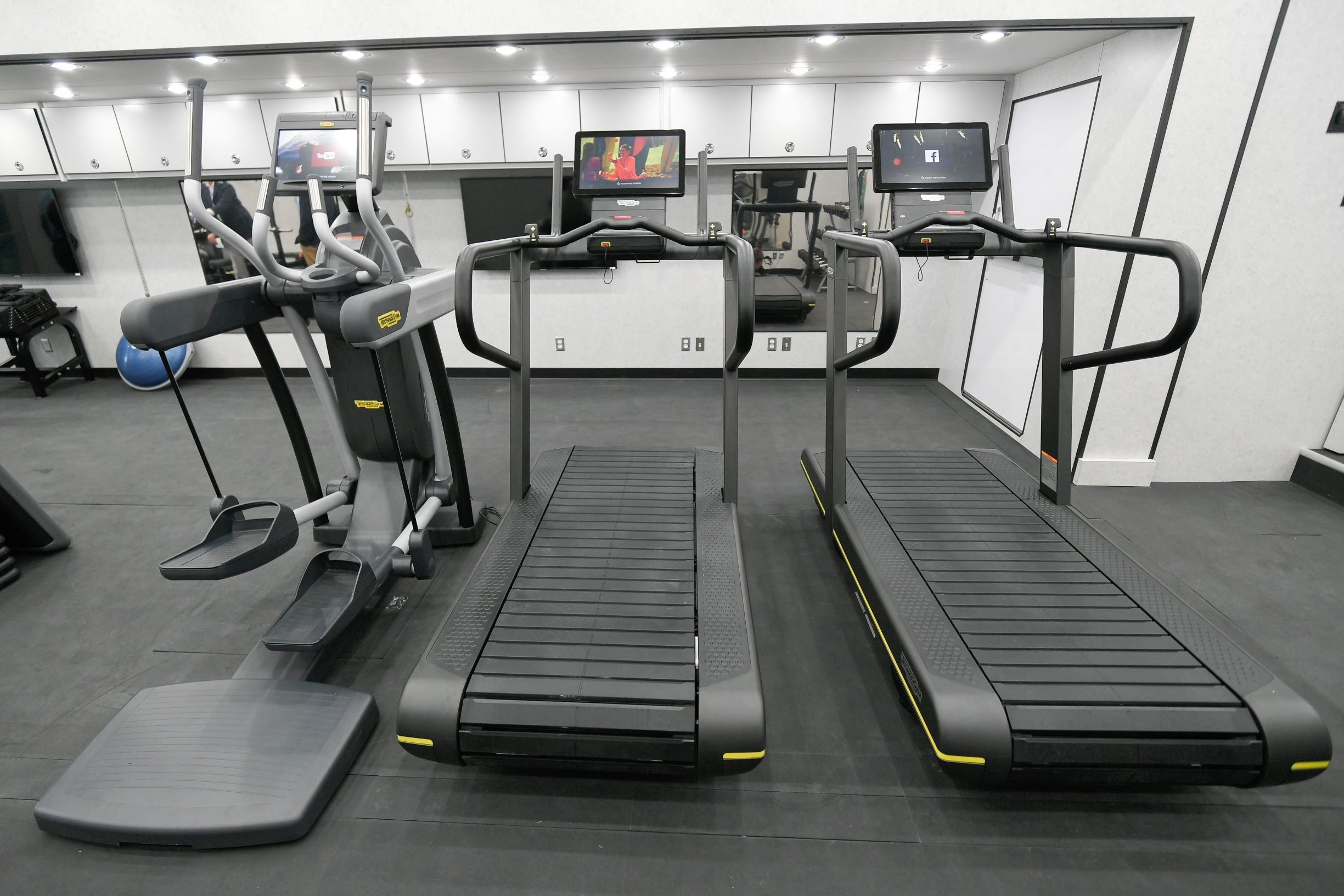 Pga Tour Chooses Technogym To Outfit New Innovative Mobile