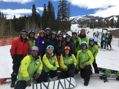 Wounded Warriors Have Fun With Winter Sports