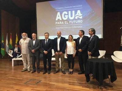 Acuerdo de colaboración multisectorial se firma en Argentina en beneficio de la seguridad hídrica de Mendoza
