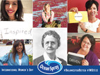 Ocean Spray Cherishes its Past and Present in Celebration of International Women's Day