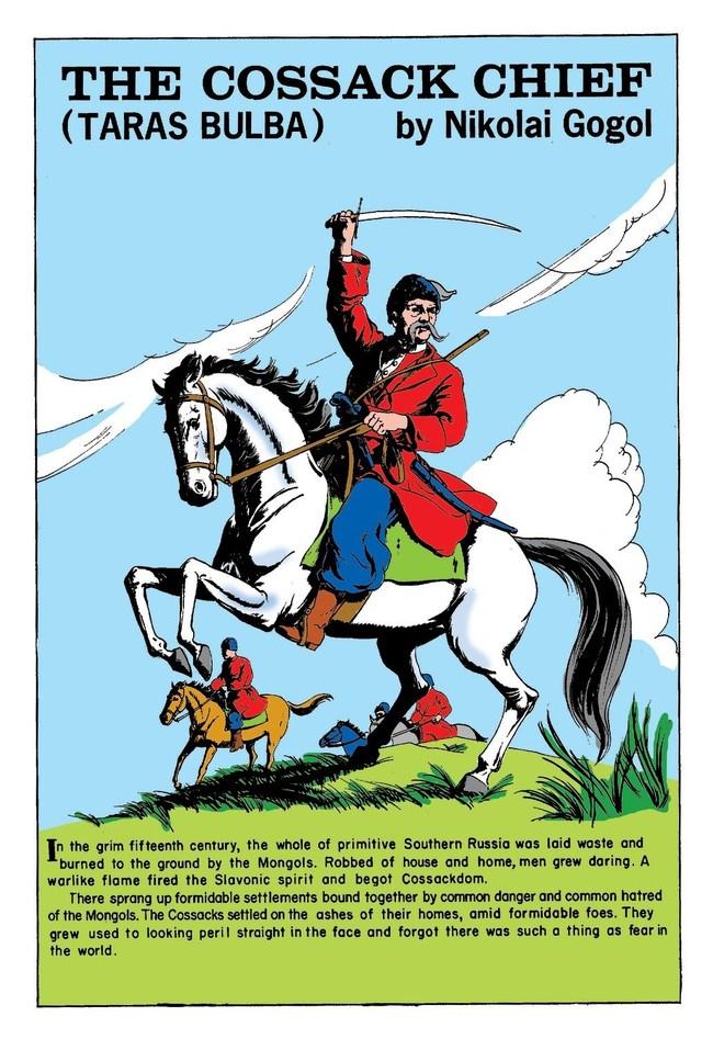 The Cossack Chief