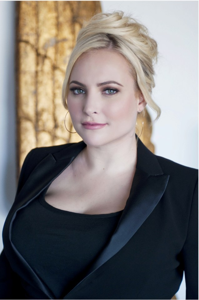 Meghan McCain will be honored during Diversity Honors presented by Seminole Hard Rock Hotel & Casino in Hollywood, Florida on March 30 to benefit the Harvey Milk Foundation and The Pride Center at Equality Park.