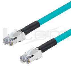 Cat5e Double-Shielded Outdoor High-Flex PoE Industrial Ethernet Cables