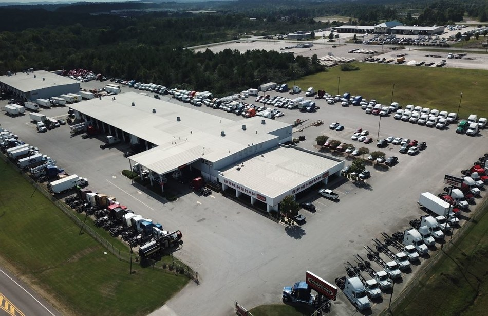 Peach State Emergency Response Birmingham Facility