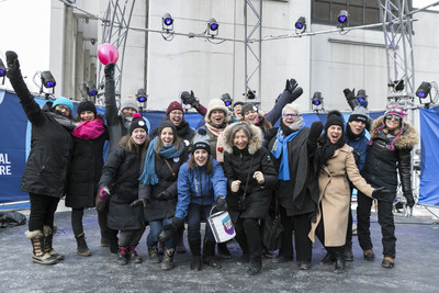 Third edition of Soupe pour elles raises more than $240,000 for women in need (CNW Group/Énergir)