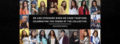 Levi's® Celebrates the Collective Power of Women With #IShapeMyWorld Season 5