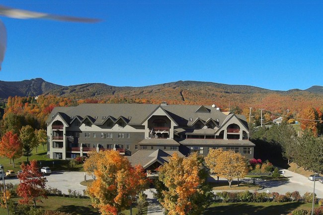 New Life Hiking Spa at the Killington Mountain Lodge