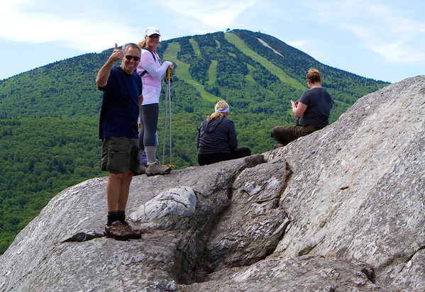Hike at New Life Hiking Spa in Killington, Vermont