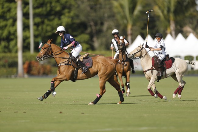 Hope Arellano @lominska - International Polo Club Palm Beach