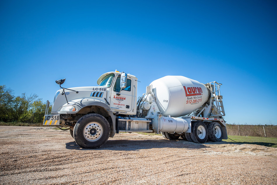 Lauren Concrete Introduces Lytx Driver Safety Program to Full Fleet