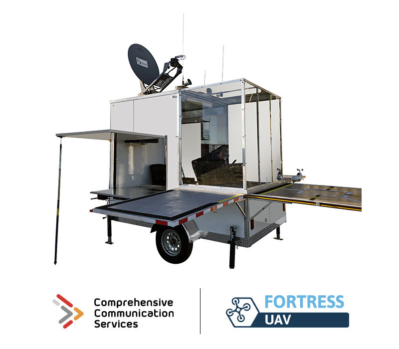 Comprehensive Communication Services and Fortress UAV Partner to Provide Fully Comprehensive MERC-UASC Solution