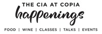 COPIA The CIA at Copia Happenings Logo