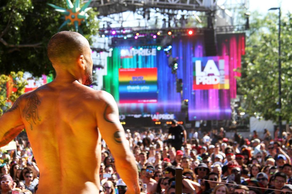 LA Pride (CNW Group/HomoCulture)