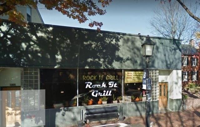 Rock-It Grill